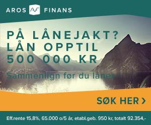 Aros Finans Lån